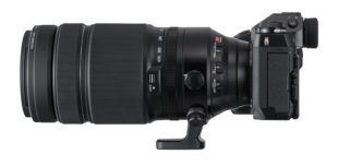 X-H1_Black_LeftSide+XF100-400mm