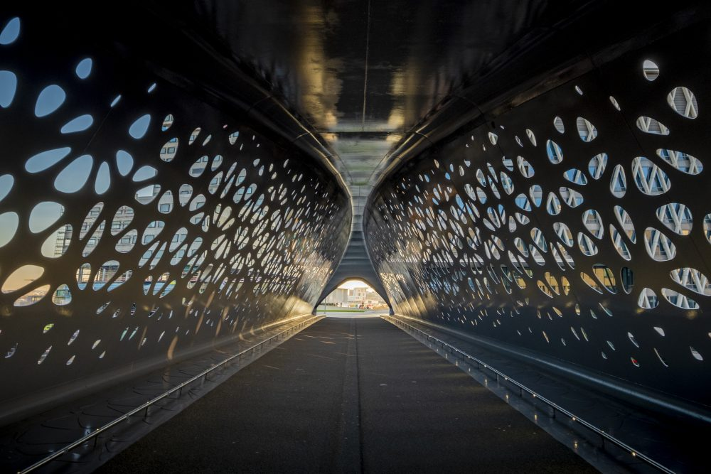 Parkbrug - Amberes
