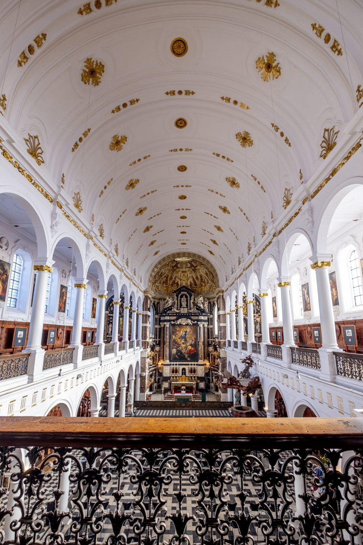 Iglesia de San Carlos Borromeo