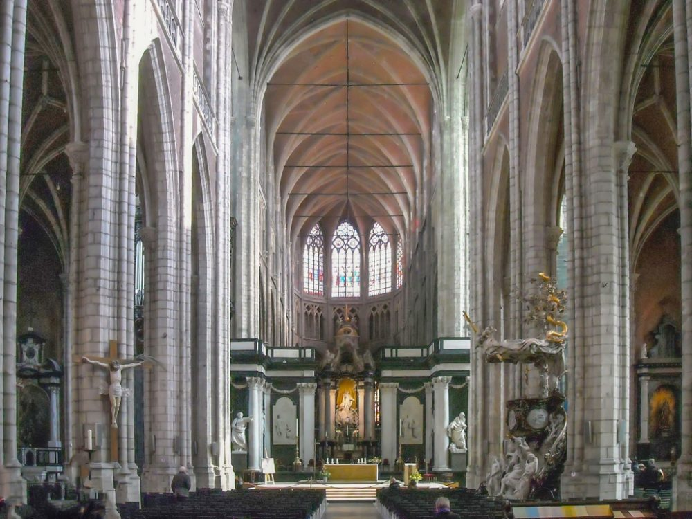 Catedral de San Bavón