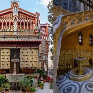 barcelona pass modernisme